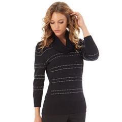 Women's Apt. 9® Cowlneck Sweater