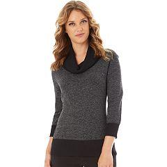 Women's Apt. 9® Cowlneck Sweater