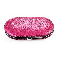 Simple Pleasures Pink Glitter Manicure Set