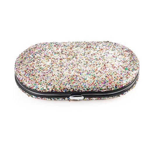 Simple Pleasures Multicolor Glitter Manicure Set