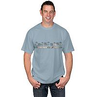 Big & Tall Newport Blue Island Tee