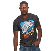 Men's Star Wars Millennium Falcon Tee