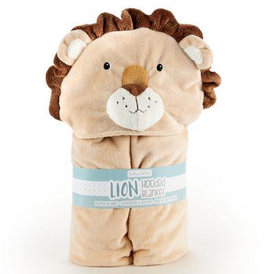 Baby Aspen Animal Hooded Blanket