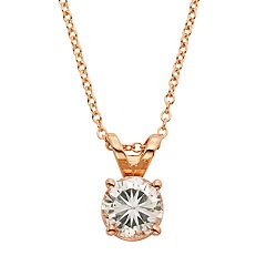Evergreen Diamonds 3/4 Carat T.W. IGL Certified Lab-Created Diamond Solitaire Pendant