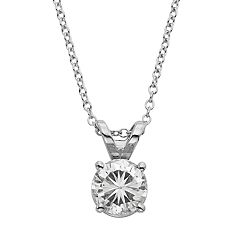 Evergreen Diamonds 1 Carat T.W. IGL Certified Lab-Created Diamond Solitaire Pendant