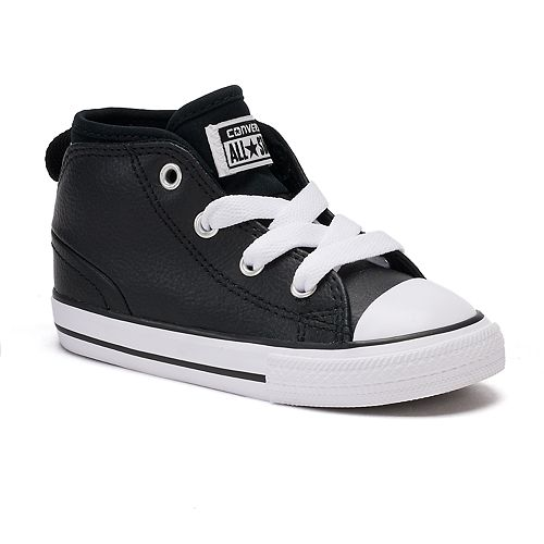 3a65db34a2bf Toddler Boys  Converse Chuck Taylor All Star Syde Street Mid Sneakers