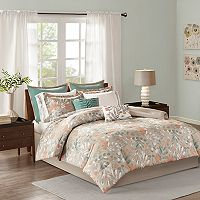 Madison Park Robin Cotton Sateen Comforter Set