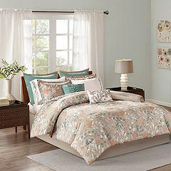 Madison Park Robin Cotton Sateen Comforter Set