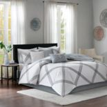 Madison Park Syracuse Cotton Comforter Set
