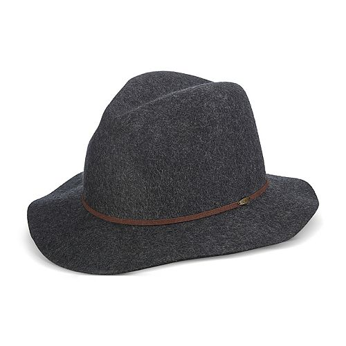 Men's Scala Raw Edge Safari Hat
