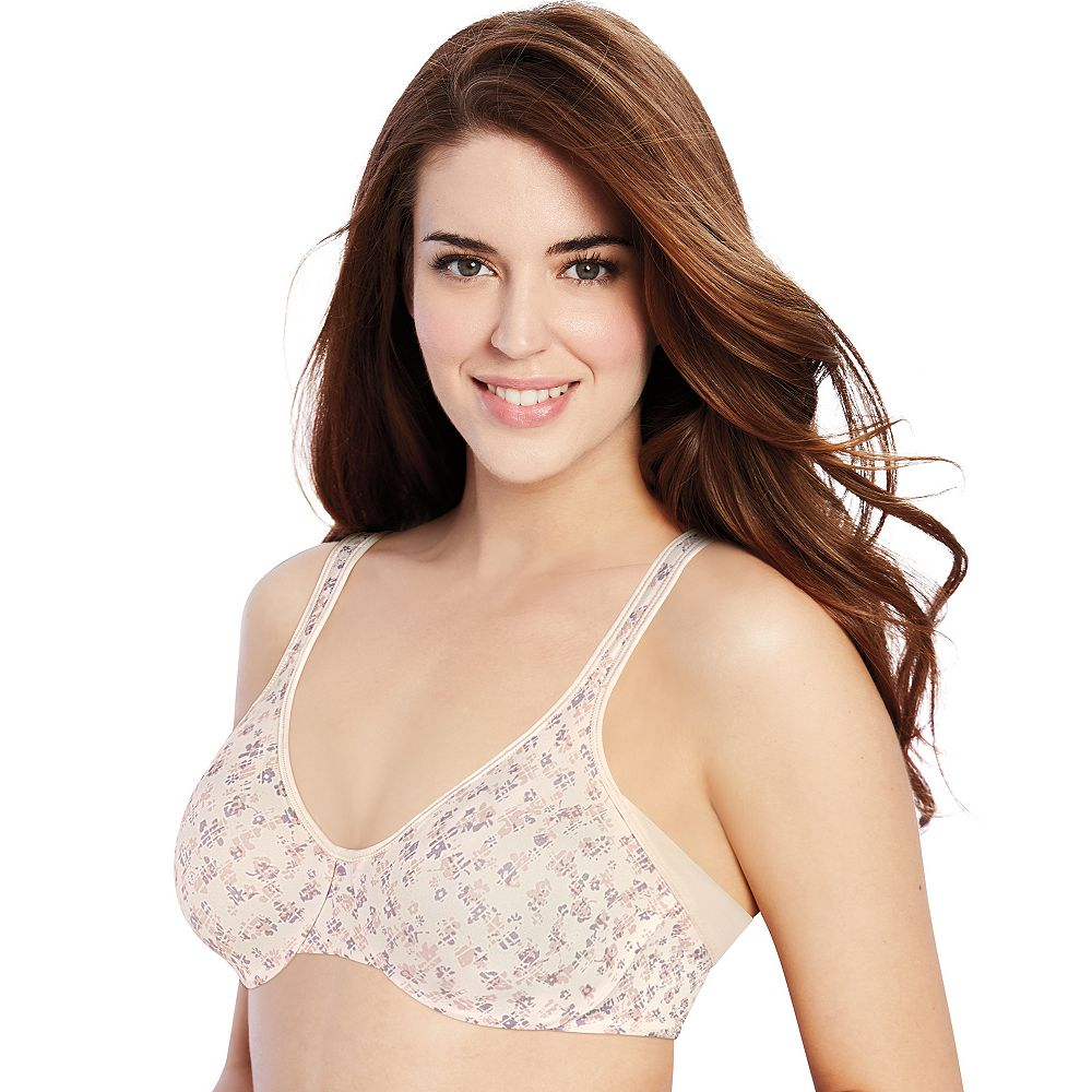 31799f5d48 Bali Bras  One Smooth U Full-Figure Underwire Minimizer Bra DF1005