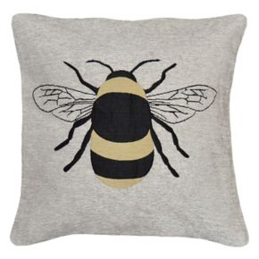 Spencer Home Decor Bumblebee Throw Pillow