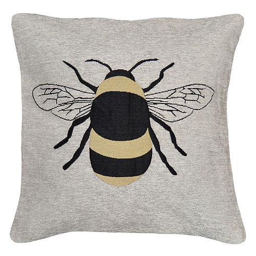 Spencer Home Decor Bumblebee Throw Pillow
