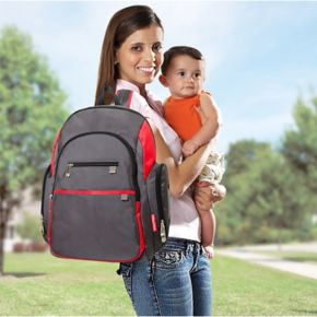 Fisher-Price Backpack Diaper Bag