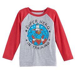 Toddler Boy Jumping Beans® DC Comics Superman 'Super Hero In Training' Graphic Tee