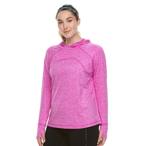 4fefe134a5e Plus Size FILA SPORT® Hooded Pullover