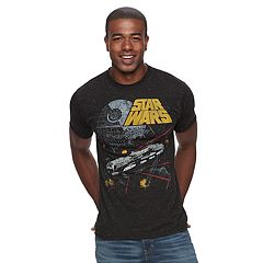 Men's Star Wars Millennium Falcon Shot Tee