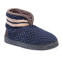 Men's MUK LUKS Mark Bootie Slippers