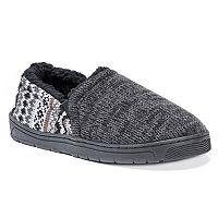 Men's MUK LUKS Christopher Ankle Slippers