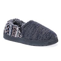 Men's MUK LUKS Christopher Ankle Slippers