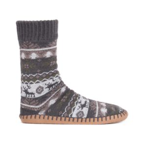 Men's MUK LUKS Boot Slippers