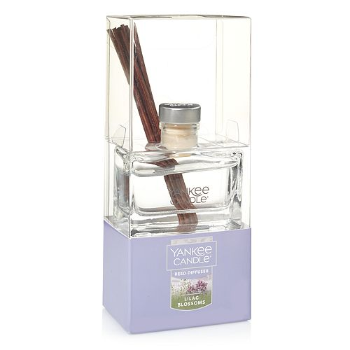 Yankee Candle Lilac Blossoms Mini Reed Diffuser 12-piece Set