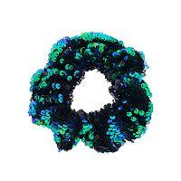 Mudd® Sequin Scrunchie Hair Tie