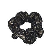 Mudd® Lace Scrunchie Hair Tie