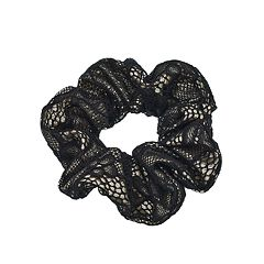 Mudd® Lace Scrunchie Hair Tie
