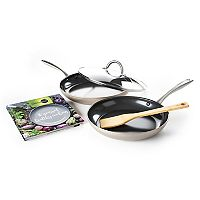 GreenPan Limited Edition 5-pc. Ceramic Nonstick Frypan Set