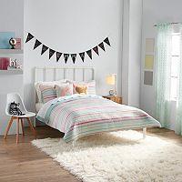 SONOMA Goods for Life™ Kids Rainbow Stripes Quilt Set