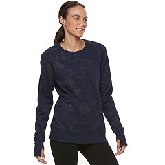 Women's Tek Gear® Crew Neck Fleece Sweatshirt