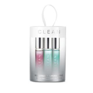 CLEAN Women's Perfume Rollerball Set ($24 Value)