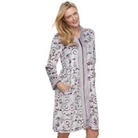 Women's Croft and Barrow® Front Zip Duster