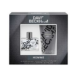 David Beckham Homme Men's Cologne Gift Set