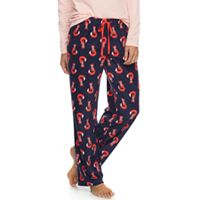 Women's SONOMA Goods for Life™ Pajamas: Microfleece Pants
