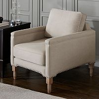 Madison Park Signature Evans Lounge Arm Chair
