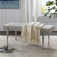 Madison Park Signature Grace Padded Bench