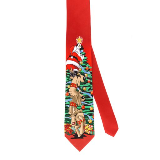 Men's Noel Holiday Tie