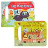 Sing and Smile 2-Piece Board Book Set by Cottage Door Press
