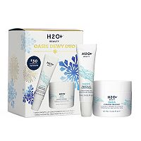 H20+ Beauty Oasis Dewy Duo Face & Lip Favorites Set