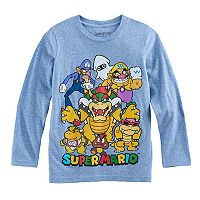 Boys 4-10 Jumping Beans® Super Mario Bros Villains Character Graphic Tee