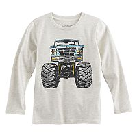 Boys 4-10 Jumping Beans® Monster Truck Grill Graphic Tee