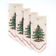 Spode Christmas Tree Napkin 4-pk.