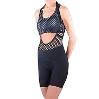 Women's Shebeest Petunia Cycling Bib Shorts