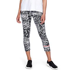 Women's Under Armour Favorite Printed Capri Leggings