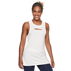 Women's Under Armour Terry Tunic Tank
