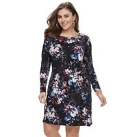 Plus Size Jennifer Lopez Wrap Dress