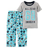 Boys 4-8 Carter's All-Star Sports 2 pc Pajama