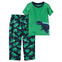 Boys 4-8 Carter's Dinosaur 2-Piece Pajama Set